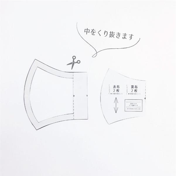 大人 手作り マスク 型紙 【無料】小池百合子のマスク型紙がダウンロードできるおすすめサイト6選!